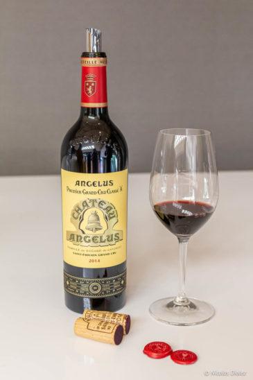 Vin Château Angélus - DR Nicolas Diolez 2019