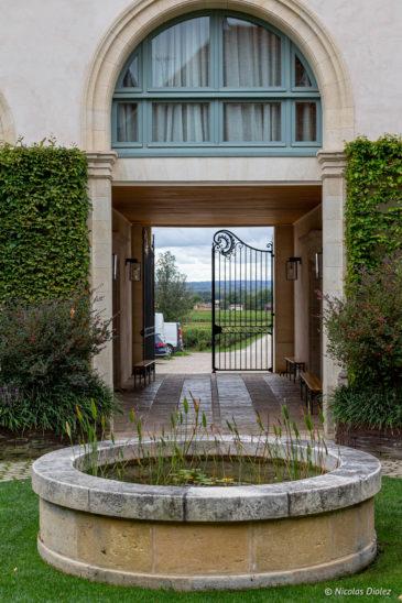 Puits Château Angélus - DR Nicolas Diolez 2019