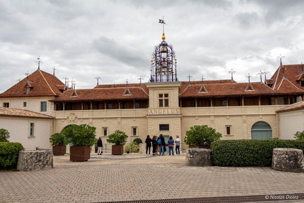 Château Angélus - DR Nicolas Diolez 2019