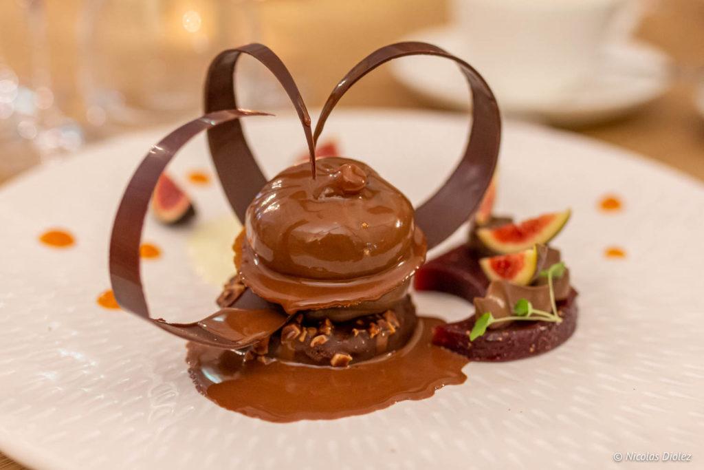 Dessert Logis de la Cadène- DR Nicolas Diolez 2019