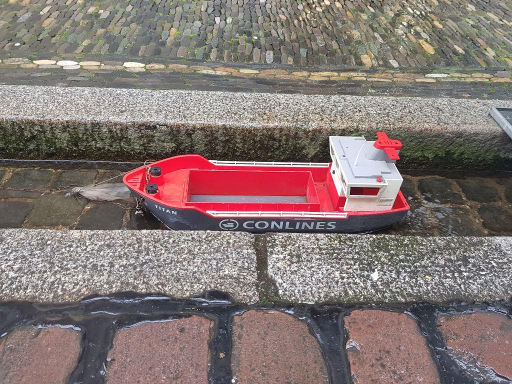 canaux bateau