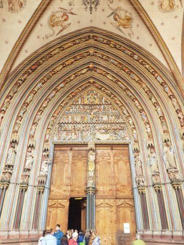 portail cathédrale