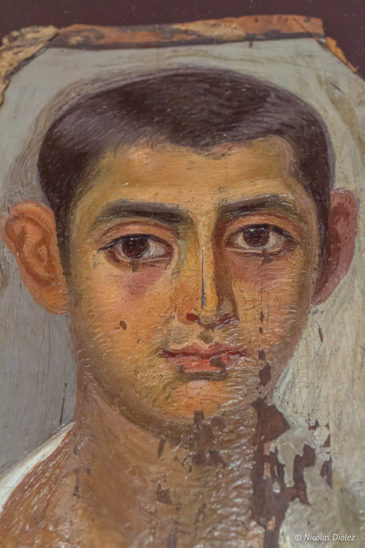 portrait fayoum