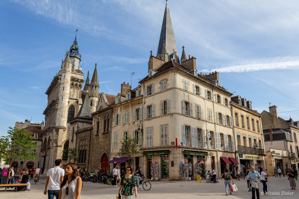 batiment Dijon