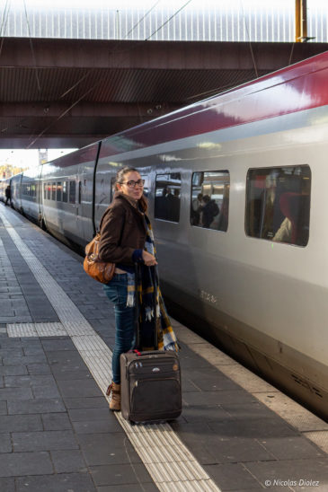 quai train