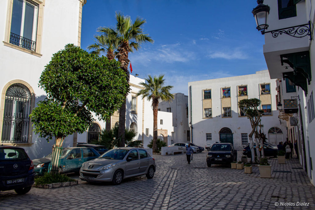 place Tunis