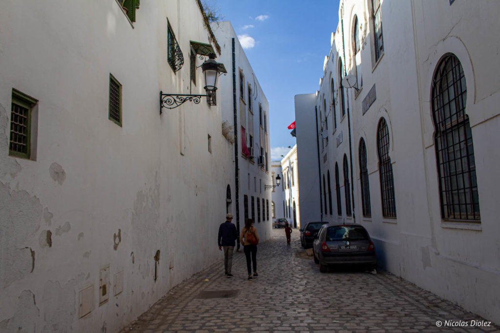 rue Tunis