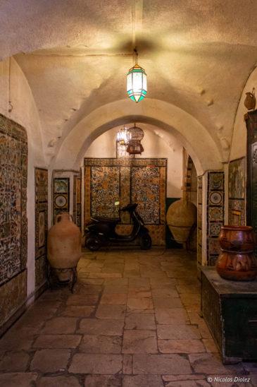 café du Souk Tunis