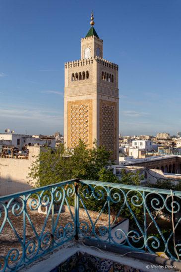 terrasse Tunis