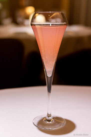 cocktail de Saint Valentin